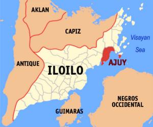 Ajuy Iloilo Philippines