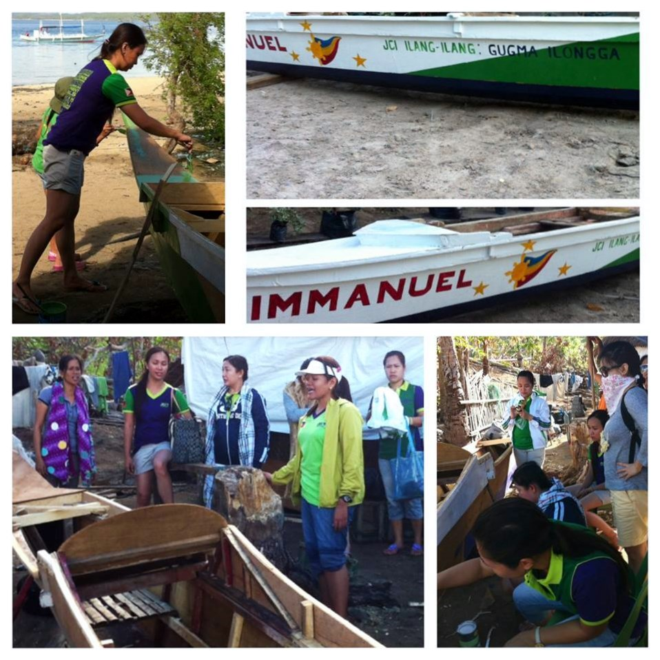 Country Women's Institute Timaru donates
