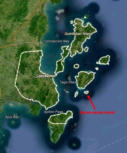Danao-danao Island Concepcion