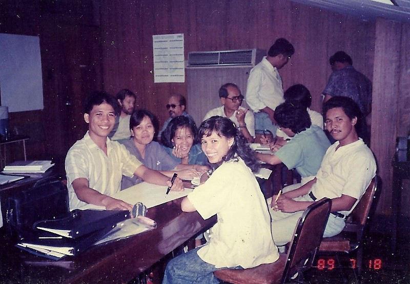 IPC Process Documentation Training 1989