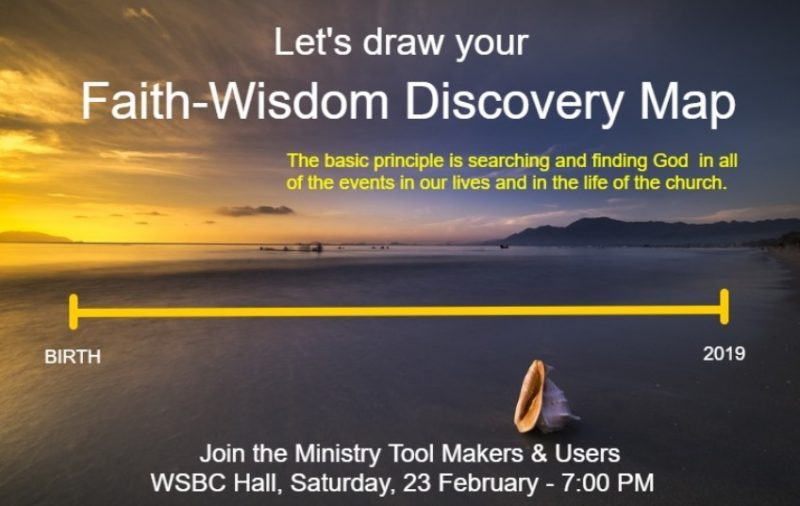 ministry appreciation and participation tools