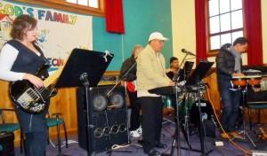 Joyful Worship at Weston Church, Oamaru