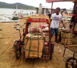 Relief goods to Malangabang Concepcion Iloilo 2