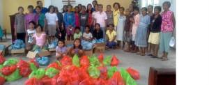Help Philippines Update – Sending Help to Typhoon Victims in Antique, Philippines