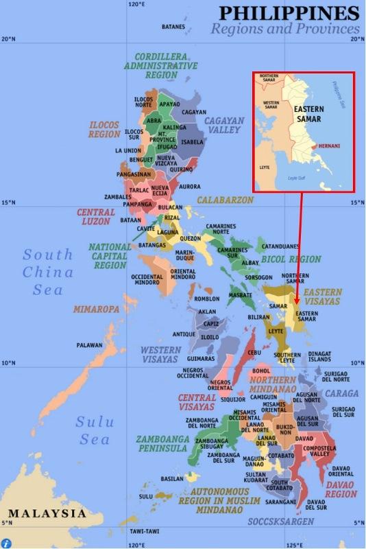 Location of Hernani, Eastern Samar, Philippines (534x800)