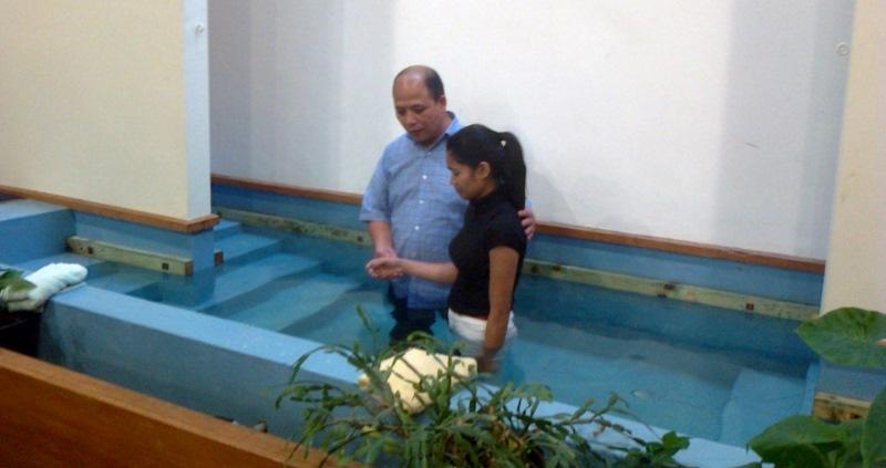 Anne's baptism 1