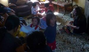 Starting Children Ministry at Clandeboye Farm