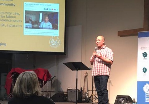 Sharing Multicultural Ministry Experiences at the NZ Baptist Hui 2016