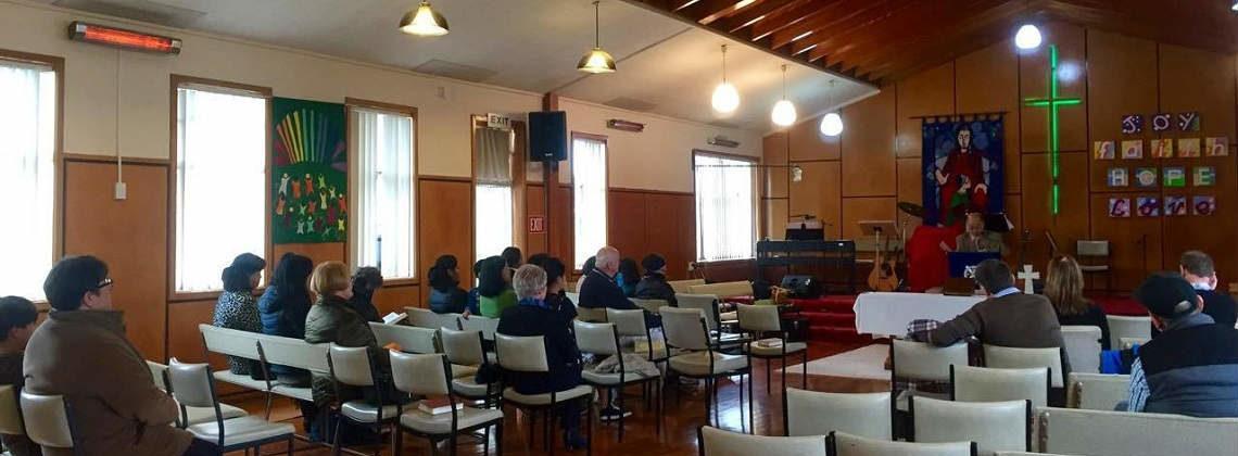 Shelter Place Fellowship Holds Opening Celebration