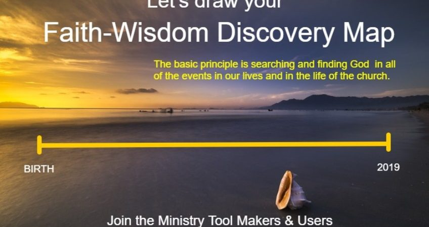 Drawing the Faith-Wisdom Discovery Map
