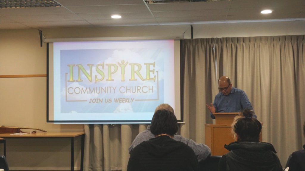 preaching to inspire community church