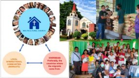 multicultural ministry model