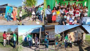 relief distribution in North Cotabato Philippines