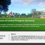 central philippine university vision