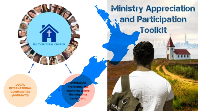 multicultural response ministry about