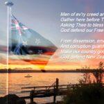 God defend our free land